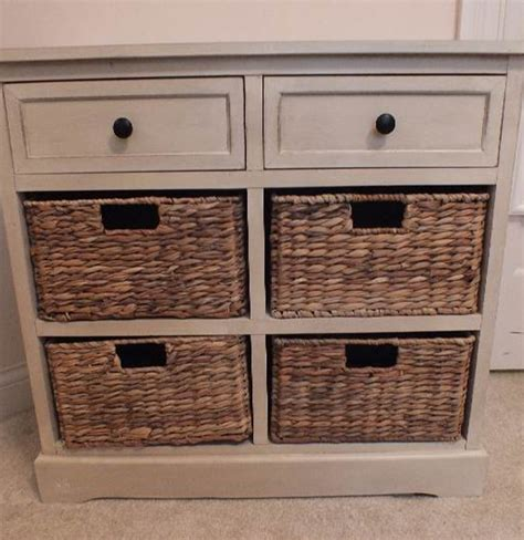 a traditional style small painted distressed finished
