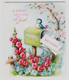 birthday card for dear friend happy birthday dear friend from my ruby happy