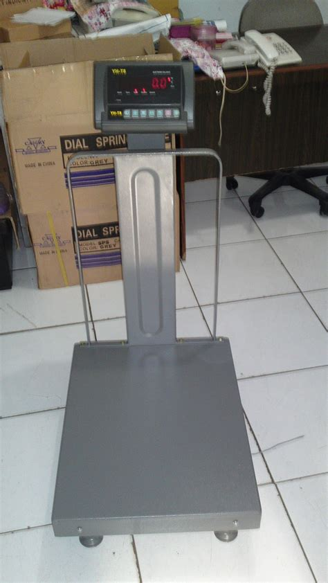 A12e Timbangan Duduk Digital 150 Kg central scale timbangan duduk digital