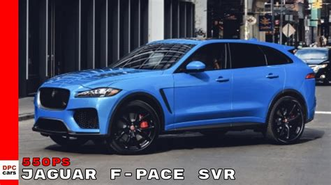 jaguar f pace new model 2020 2020 jaguar f pace svr jaguar review release