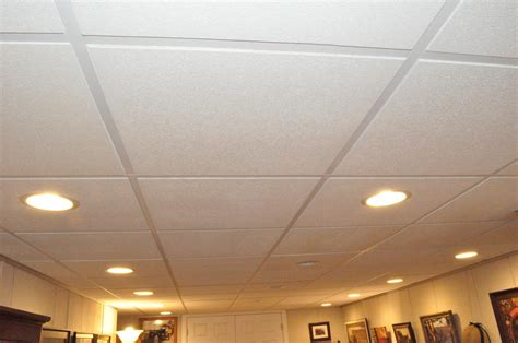 Drop Ceiling by 22 Drop Ceiling Tile Basement Alaska Socialinnovation Us