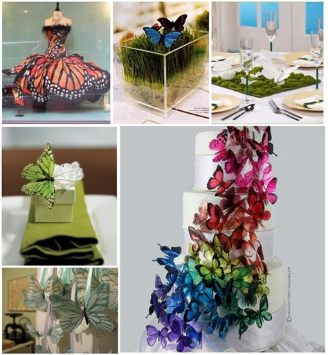 butterfly wedding theme decorations butterfly wedding decoration weddings on the