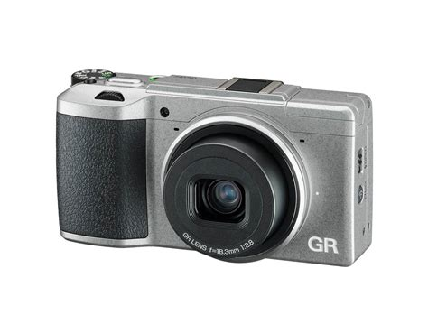 gr ricoh gr ii silver edition a special edition package pairing the