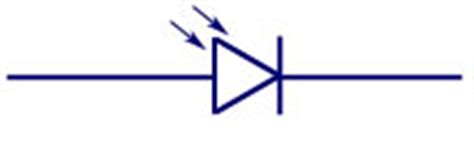 circuit symbol of photodiode all for engineers electronic circuit symbols