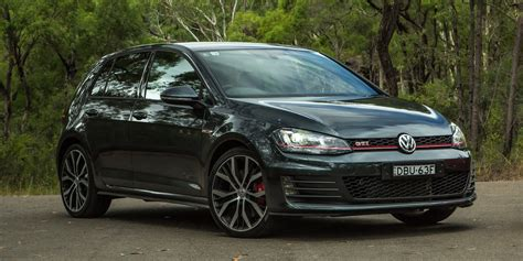 volkswagen golf gti 2016 volkswagen golf gti performance review photos