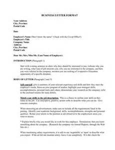 Business Letter Format Sent Via Fax Business Letter Sent Via Email Format Business Letter