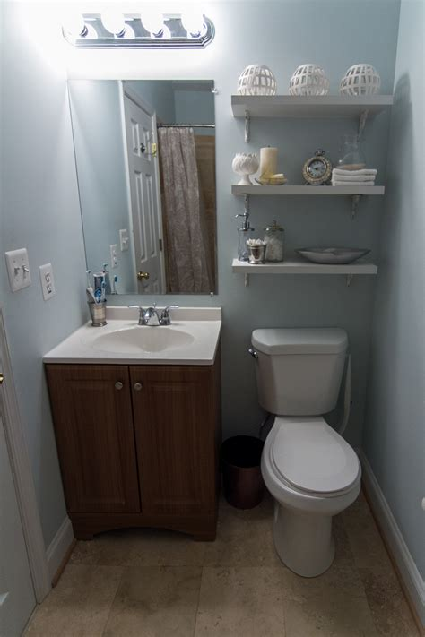 make the most of a small bathroom finding storage in a small bathroom little house big city