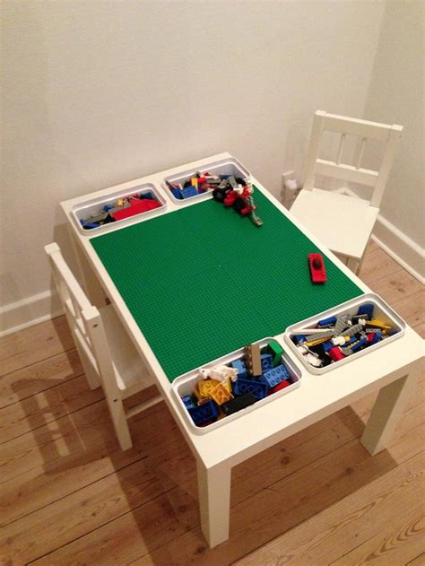 Lego Building Table With Storage by Best 20 Lego Table Ideas On