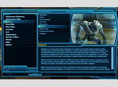 Bestiary | Star Wars: The Old Republic Wiki | Fandom ... Zabrak Jedi And Sith