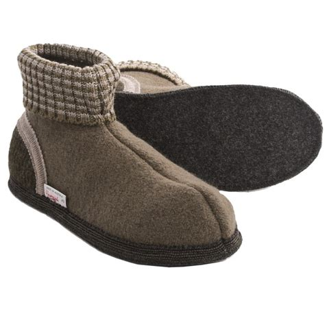 Bcbgmaxazarias Half Wool Bootie The Nikkas 2 wesenjak slipper booties with cuff boiled wool for