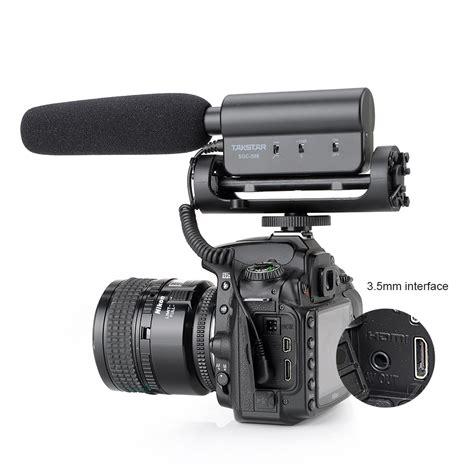 Takstar Sgc 598 Condenser Shotgun Microphone For Canonnikonsony Ds takstar sgc 598 photography lecture conference