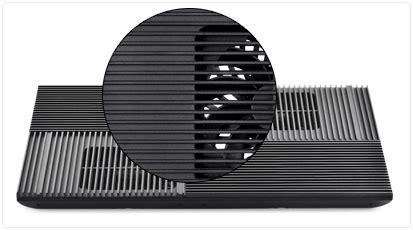 Deepcool Multicore X8 4 Fan Aluminium Panel Coolpad Black deepcool multi x8 notebook cooler 100x100x15mm fan