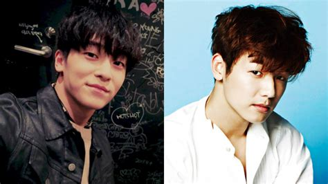 top of the l top s l joe and cnblue s kang min hyuk to play