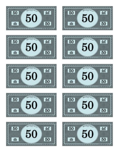 printable monopoly money template monopoly money template beepmunk