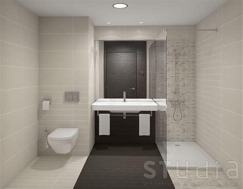 Modern Hotel Bathrooms by Black And White Baths Căutare B W Bath Hotel