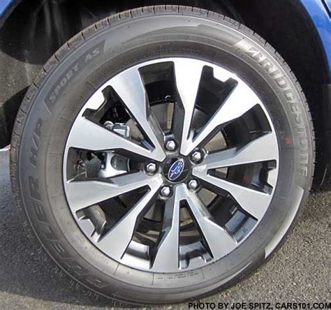 subaru outback tyre size 2015 outback specs options colors prices photos and more