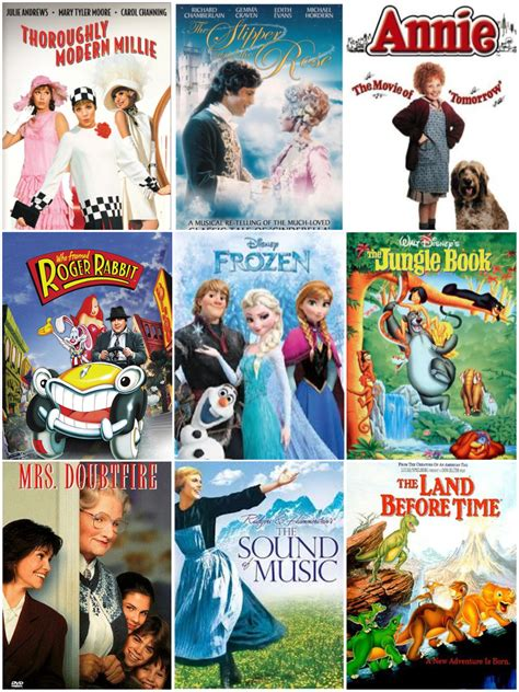 recommended family film best family films for a home movie night featuring