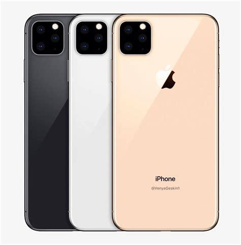 Iphone 11 Leak Iphone 11 Atat De Urat Va Arata Cu Noua Idevice Ro