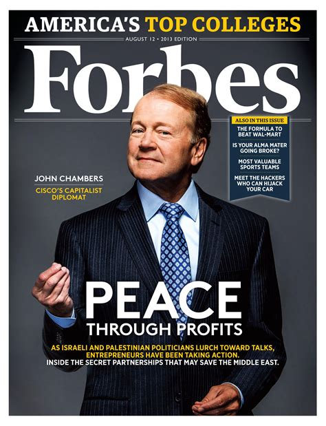 Forbes Video | forbes peace through profits inside the secret