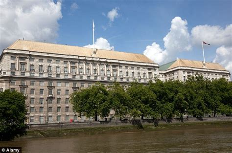 thames house mi5 blue peter competition will see winners given tour of mi5