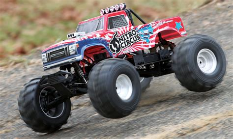 nitro circus rc monster truck review basher hobbyking nitro circus