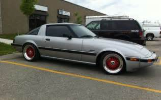 bbs rs silver mazda rx7 fb on 16 bbs rs bbs rs zone