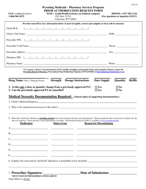 catamaran drug prior authorization form authorization request form teacheng us