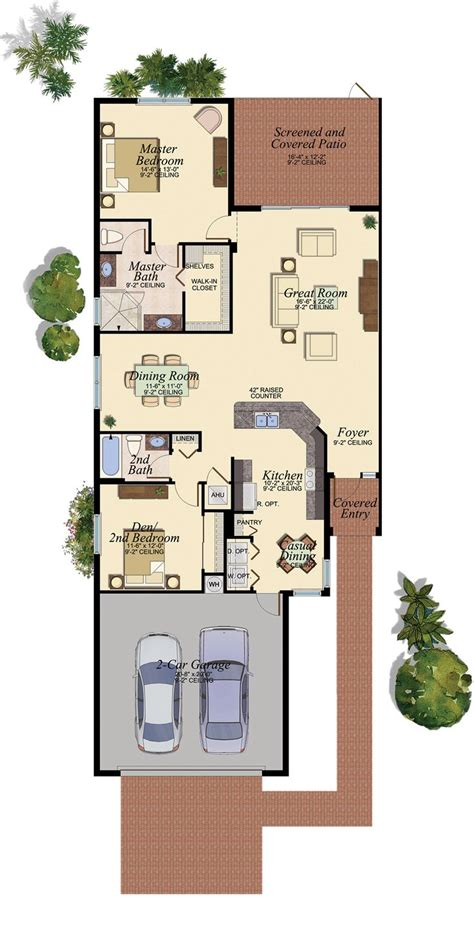 51 best florida homes favorite floorplans images on