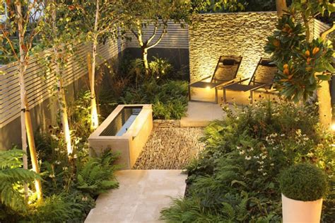 townhouse backyard landscaping ideas barnsbury townhouse garden in london england