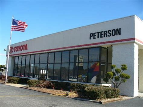 Peterson Chrysler by Peterson Toyota Chrysler Jeep Dodge Lumberton Nc 28358
