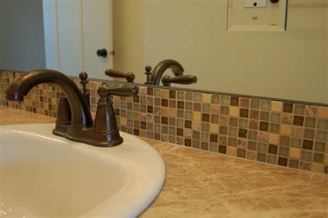 glass tile backsplash ideas bathroom mosaic bathroom tiles advantages types