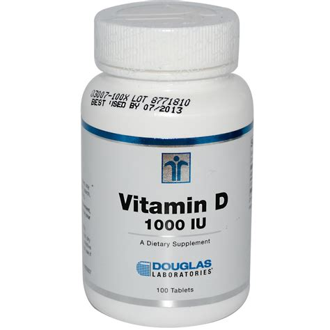 vitamin d l reviews douglas laboratories vitamin d 1000 iu 100 tablets