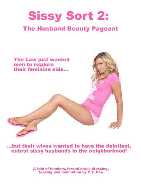 sissy beauty smashwords sissy sort 2 the husband beauty pageant a