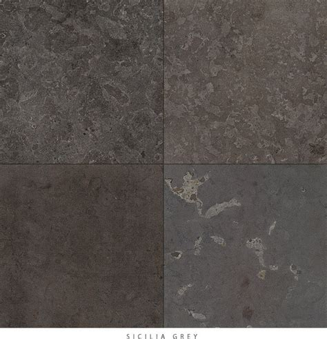 sicilia grey limestone tile wall and floor tile seattle by crocodile rocks