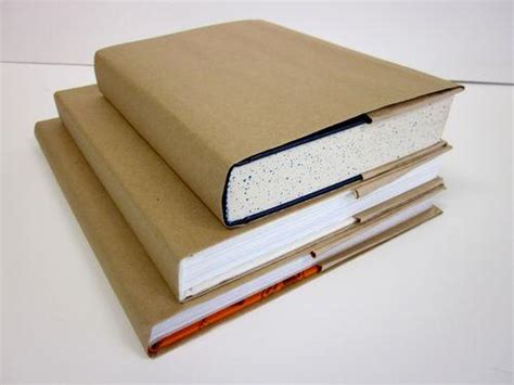 How To Make Book Cover From Paper Bag - how to make a paper bag book cover infobarrel
