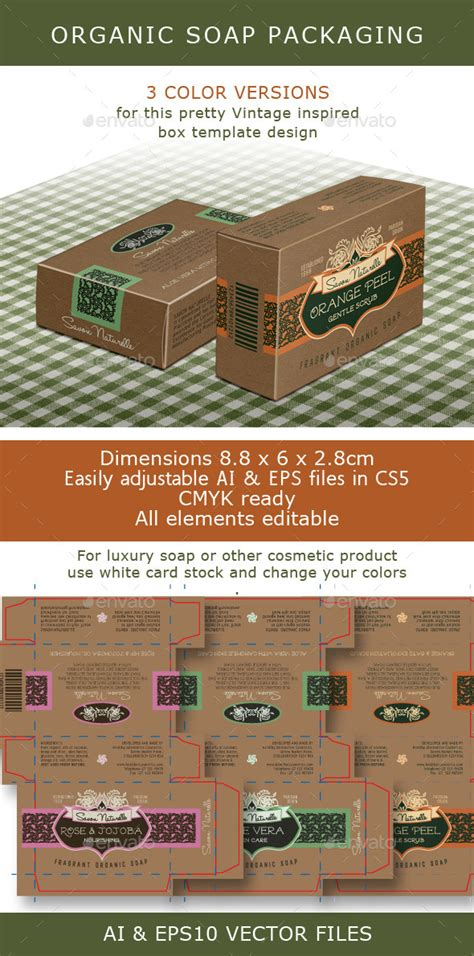 soap sler card template soap box brown box for organic soap bar by joiaco