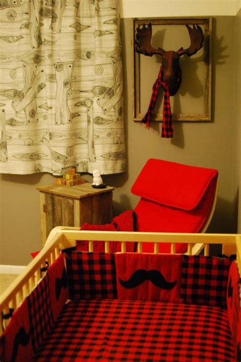Plaid Boy Crib Bedding 1000 Ideas About Plaid Nursery On Pinterest Baby Boy Bedding Rustic Nursery Boy And Woodland