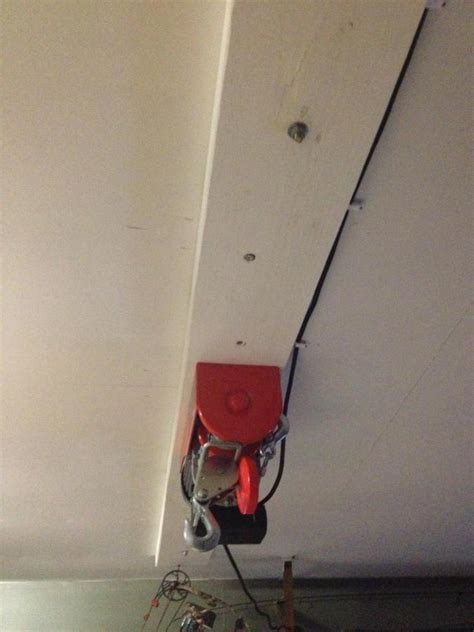 Question About Installing A Ceiling Hoist   Page 2