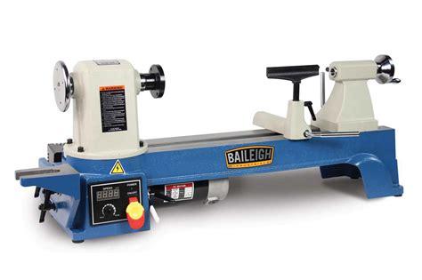 best bench lathe bench top wood lathe wl 1220vs baileigh industrial