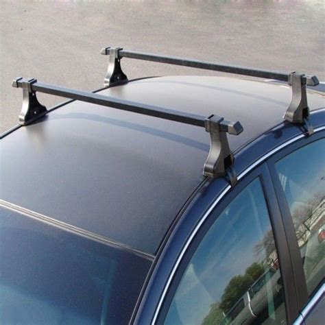Best Kayak Rack by Universal Pair Car Top Luggage Kayak Cargo Cross Bars Roof