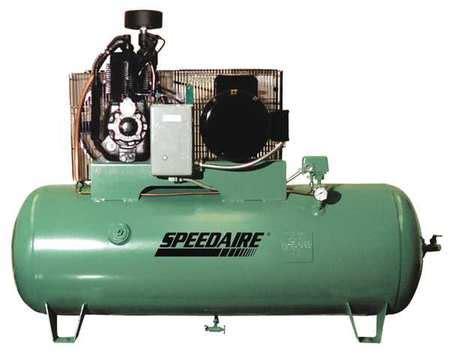 speedaire electric air compressor 2 stage 23 5 cfm 1wd86 zoro