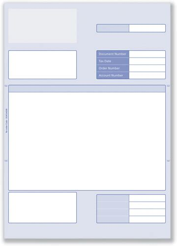 sage compatible multipurpose form for laser or inkjet
