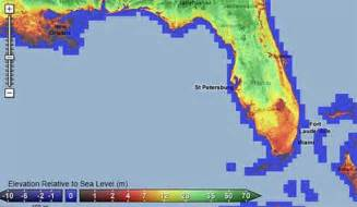 sea level rise map quotes