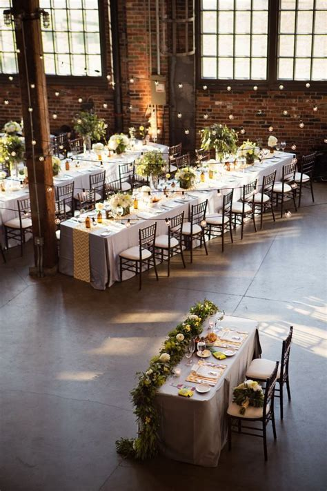 Stunning Industrial Wedding Ideas with Modern Style
