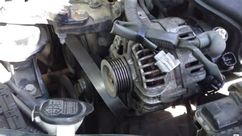 Toyota Corolla Alternator Replacement How To Replace Alternator On 2000 2010 Toyota Corolla