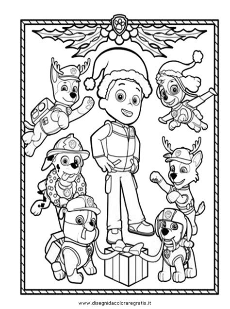 christmas coloring pages paw patrol printable paw patrol christmas coloring pages sskye rocky