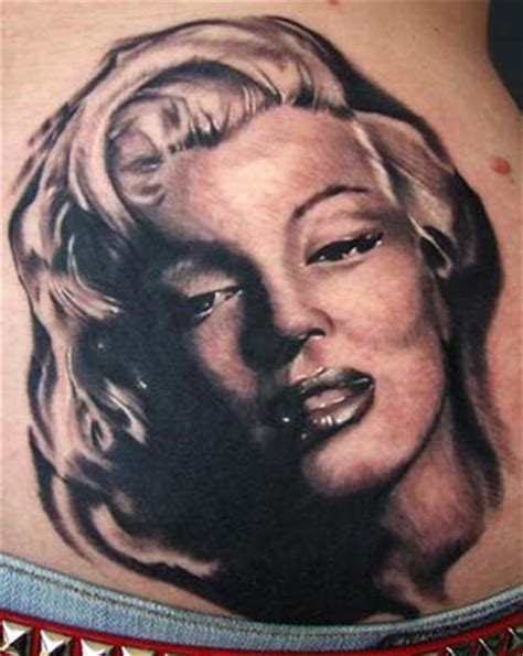marilyn monroe tattoos for men types of tattoos in the world both and can find