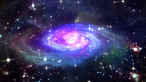 beautiful videos beautiful galaxy effect in space background stock footage
