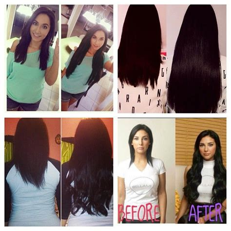 the bad about bellami hair extentions bellami hair extension before and after use code pinmi to