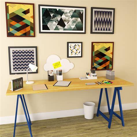 escritorios leroy escrit 243 rio pequeno mesa de cavalete leroy merlin